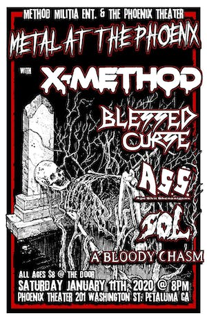 X-Method | Blessed Curse | Ape Shit Shenanigans | Sick Of Living and more!