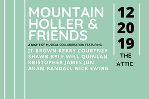 Local Showcase: Mountain Holler & Friends