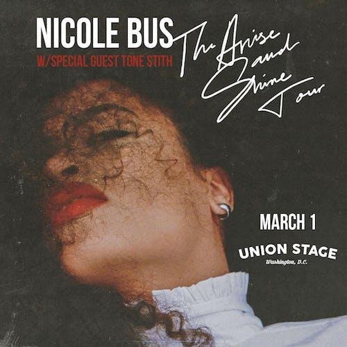 Nicole Bus + Tone Stith