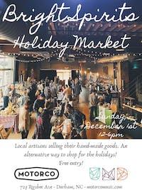 Bright Spirits Holiday Market