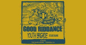 Good Riddance with Youth Brigade, The Last Gang