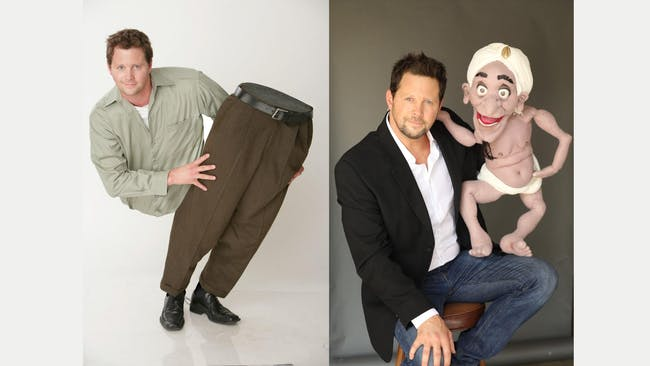 Andy Gross - Comedian, Magician, and  Ventriloquist
