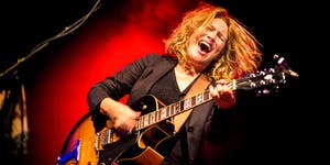 Music and Conversation with Lisa Mills - Soul and Blues Singer/Guitarist