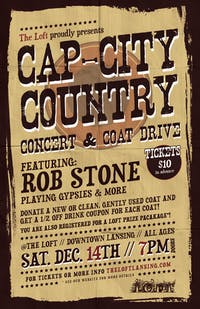 Cap-City County Concert