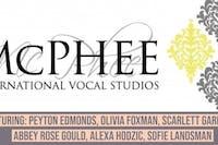 MCPHEE INTERNATIONAL VOCAL STUDIOS PRESENTS WINTER SHOWCASE