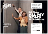 NTLIVE: ALL MY SONS
