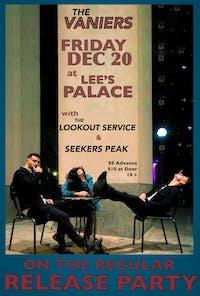 The Vaniers, The Lookout Service, Seekers Peak