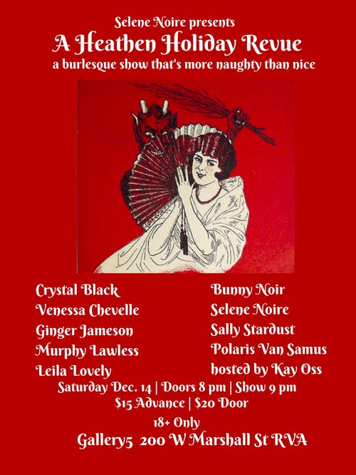 A Heathen Holiday Revue