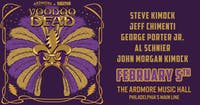 Voodoo Dead ft. Steve Kimock, Jeff Chimenti, George Porter Jr. & more