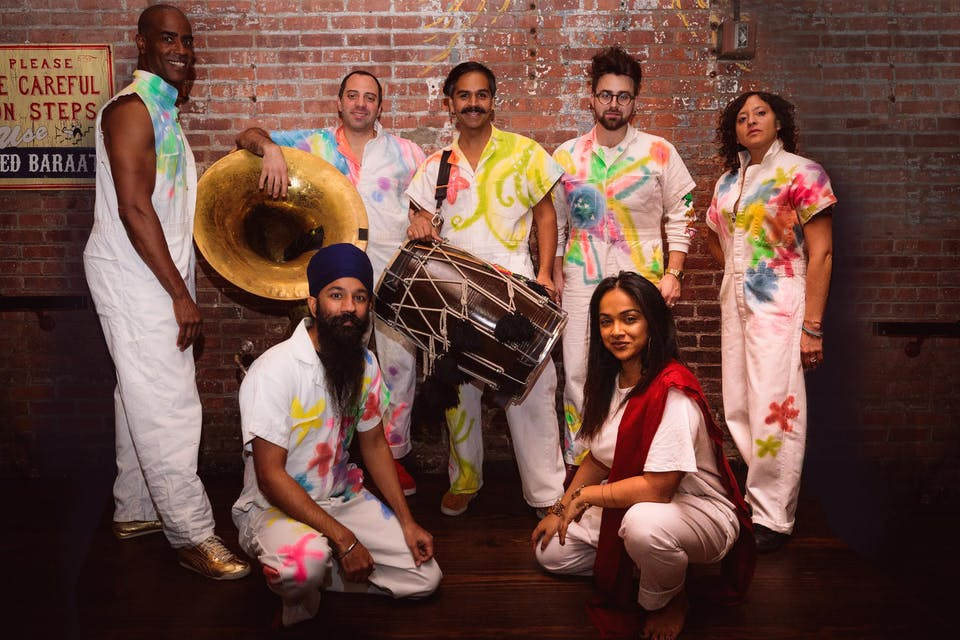 Red Baraat, Angelo Moore & The Dr Madd Vibes