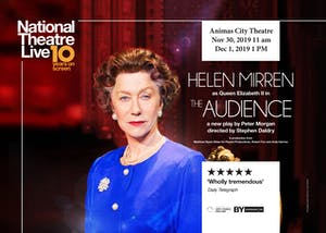 NTLIVE:  THE AUDIENCE (ENCORE)