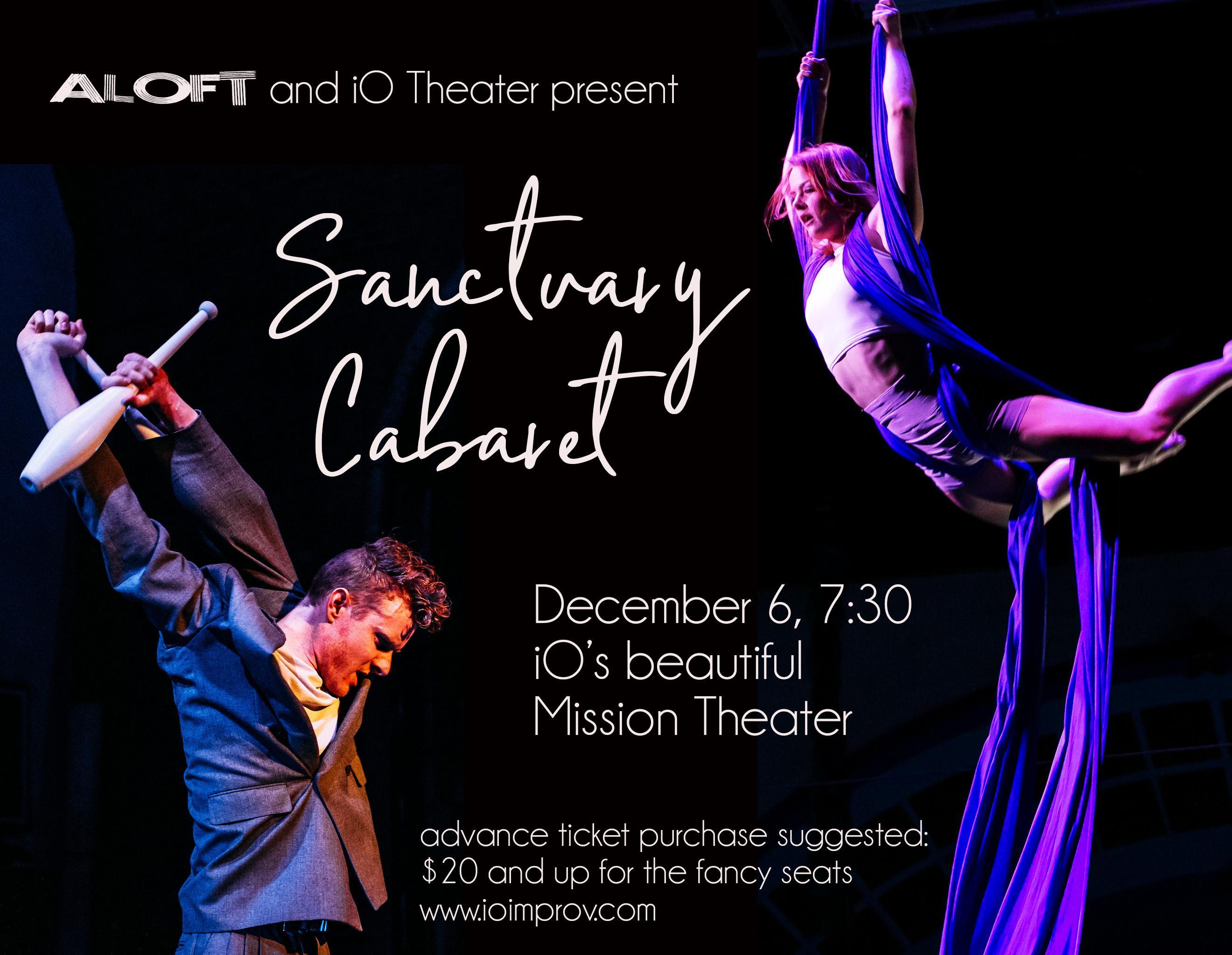 Sanctuary Cabaret