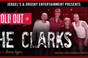The Clarks - SOLD OUT!