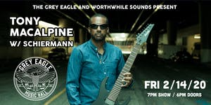 EARLY SHOW: Tony MacAlpine w/ Schiermann