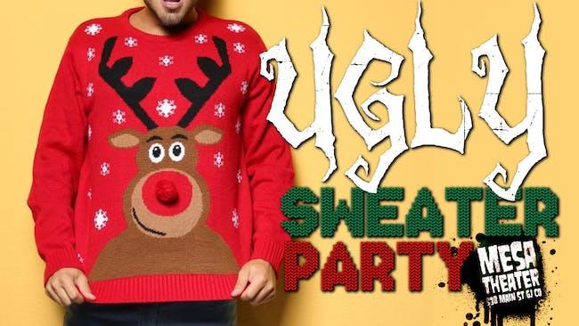 Ugly Sweater Party w/ Dj Squatch