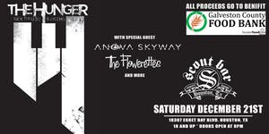 The Hunger w/ Anova Skyway, Flowerettes, & more