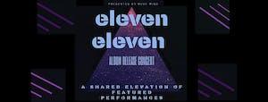 TINDAL MUZIC ['ELEVEN ELEVEN' Album Release Concert]