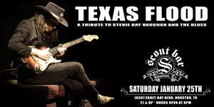 TEXAS FLOOD- a tribute to Stevie Ray Vaughan and the blues