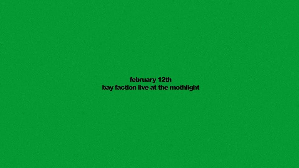 Bay Faction w/ Superbody