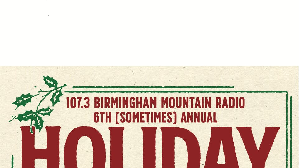 The BMR 6th (Sometimes) Annual Holiday Soiree with Pete Yorn