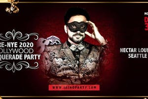 Pre-NYE 2020 Bollywood Masquerade Party in Seattle