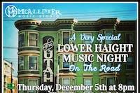 Ciara McAllister, Christmas Singalong with Ashlee Elmore + MMS Open Mic