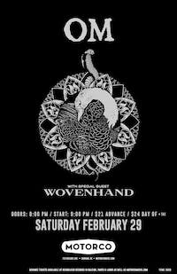 OM with special guest Wovenhand