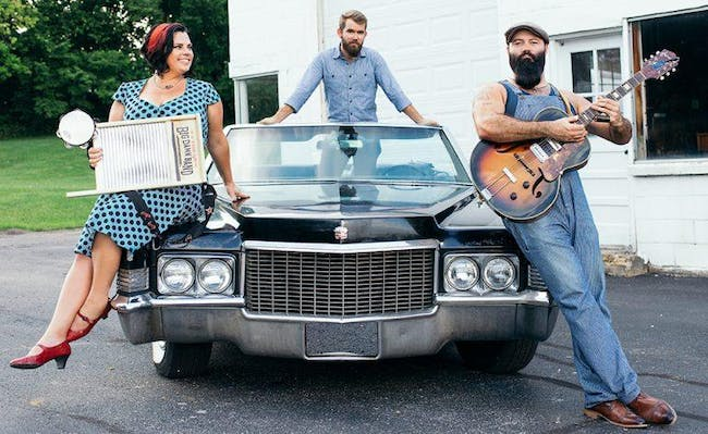 The Reverend Peyton's Big Damn Band + Fort Defiance