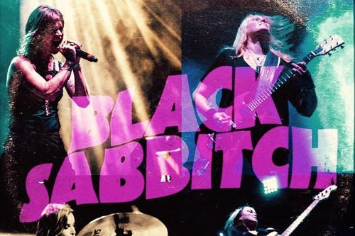 Black Sabbitch • Dead Earth
