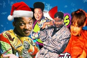 Dem 90s Holiday Pajama Jam