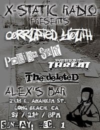 Corrupted Youth+ Police Sh*t + Street Threat+ The Deleted