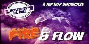 Fire & Flow Hip Hop Showcase