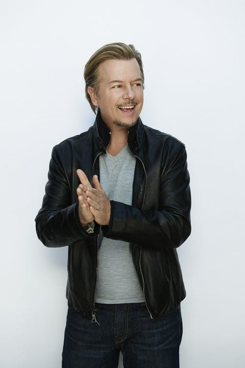 SHOW POSTPONED, STAY TUNED FOR UPDATES: David Spade