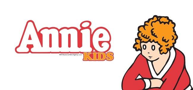 Annie Kids Camp Show
