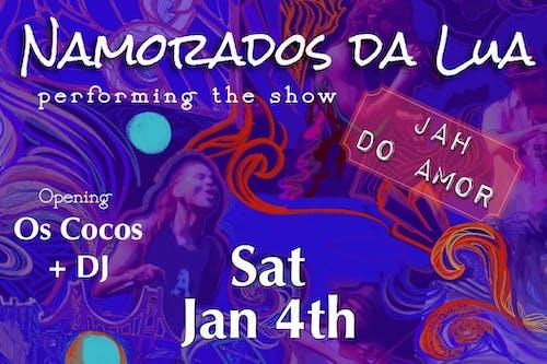 Namorados da Lua with Os Cocos & DJ