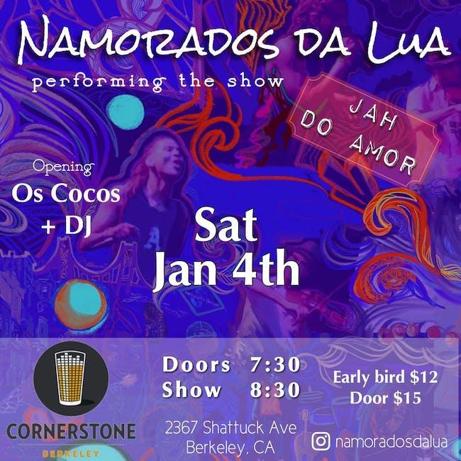 Namorados da Lua with Os Cocos & DJ Vee$h