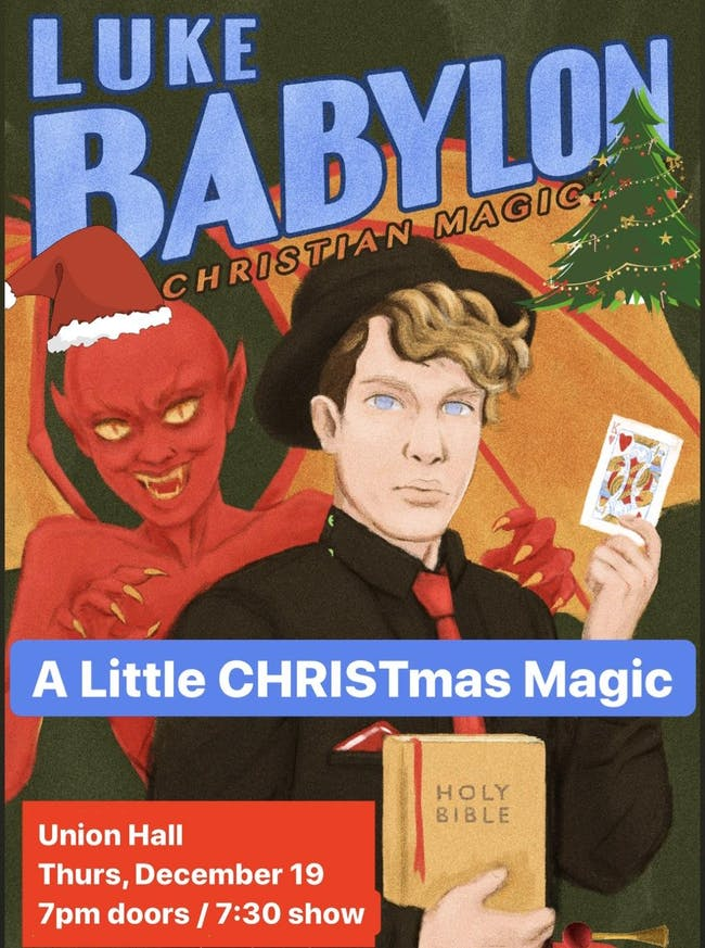 Luke Babylon: A Little CHRISTmas Magic