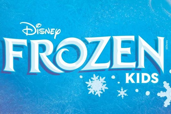 Frozen Kids Camp Show