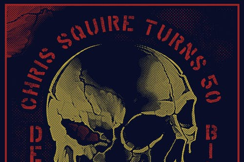Chis Squire Turns 50 - Deaf Club, Agonista, Grids, Billy Druid, DJ Swami