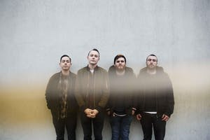 THE FLATLINERS, Dune Rats, Bandaid Brigade