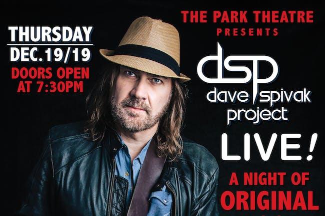 Dave Spivak Project