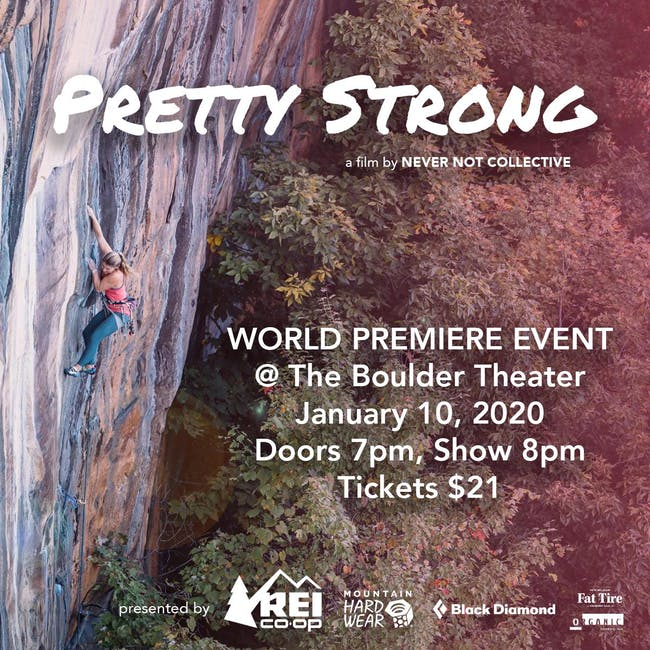 REI PRESENTS: PRETTY STRONG