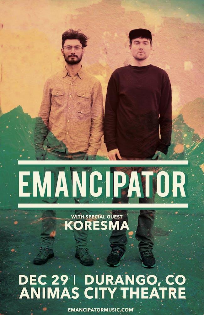 Emancipator w/s/g Koresma