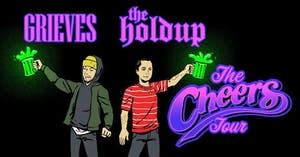 Grieves, The Holdup, P.MO, Pascal