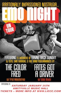 The Color Fred and Fates Got A Driver