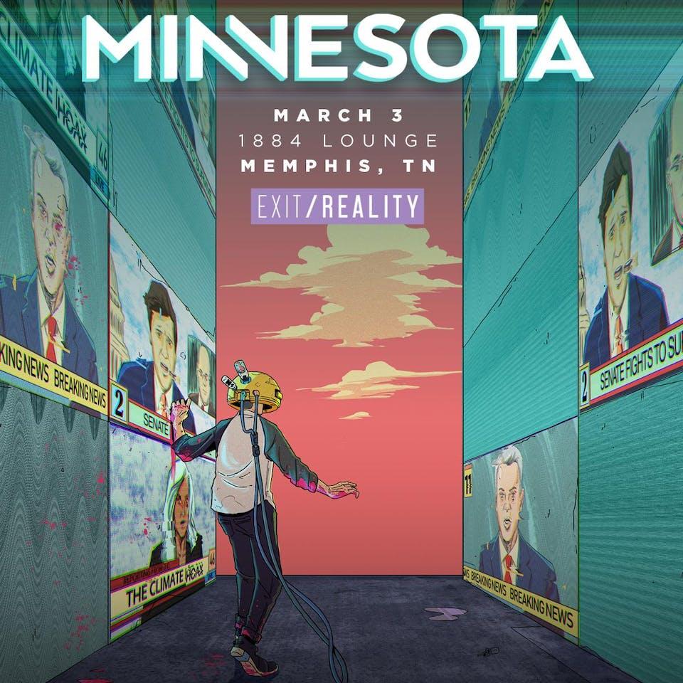 Minnesota - Exit / Reality Tour