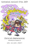 John Underwood and His Horny Friends / Tina Bailey / AJ Odenal