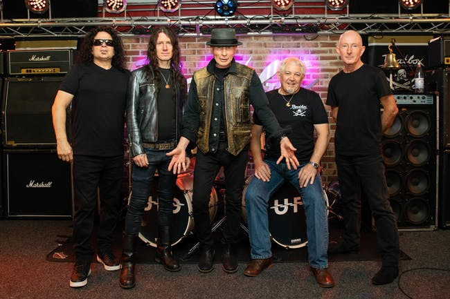 UFO - Last Orders 50th Anniversary Tour with Guest Damon Johnson Band