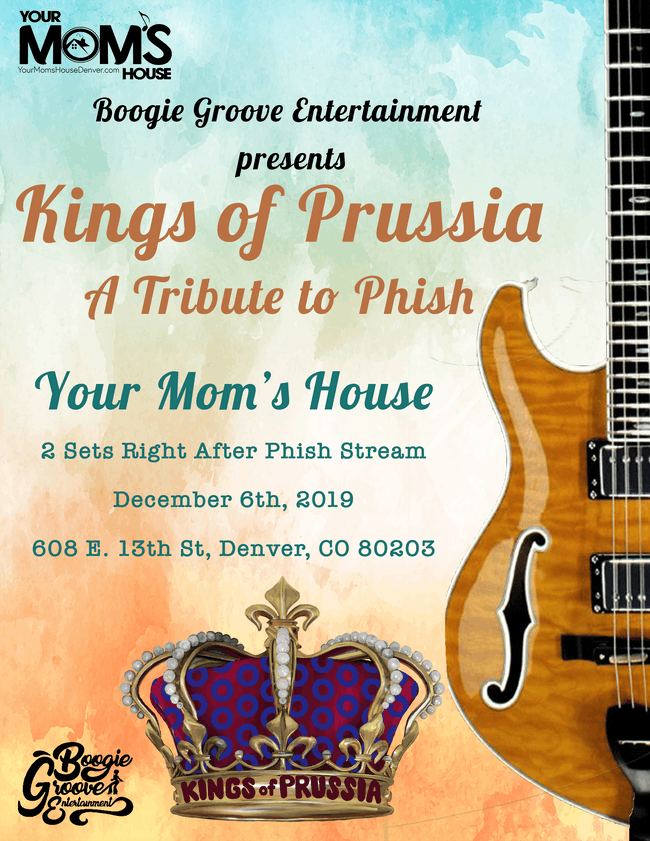 Kings of Prussia: a Tribute to Phish