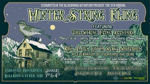 5th Annual Winter String Fling (2-DAY PASS)
